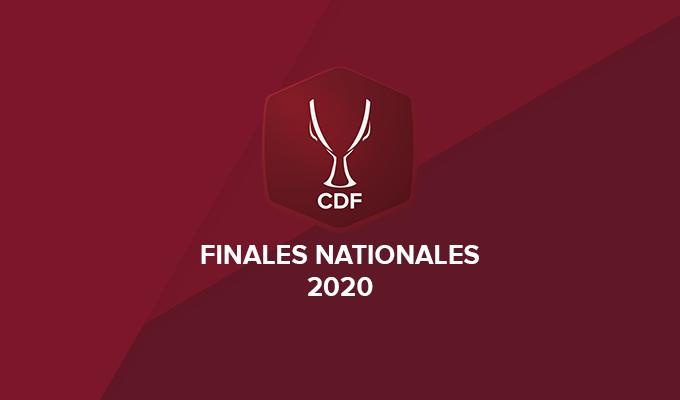 finale nationale CDF 2020