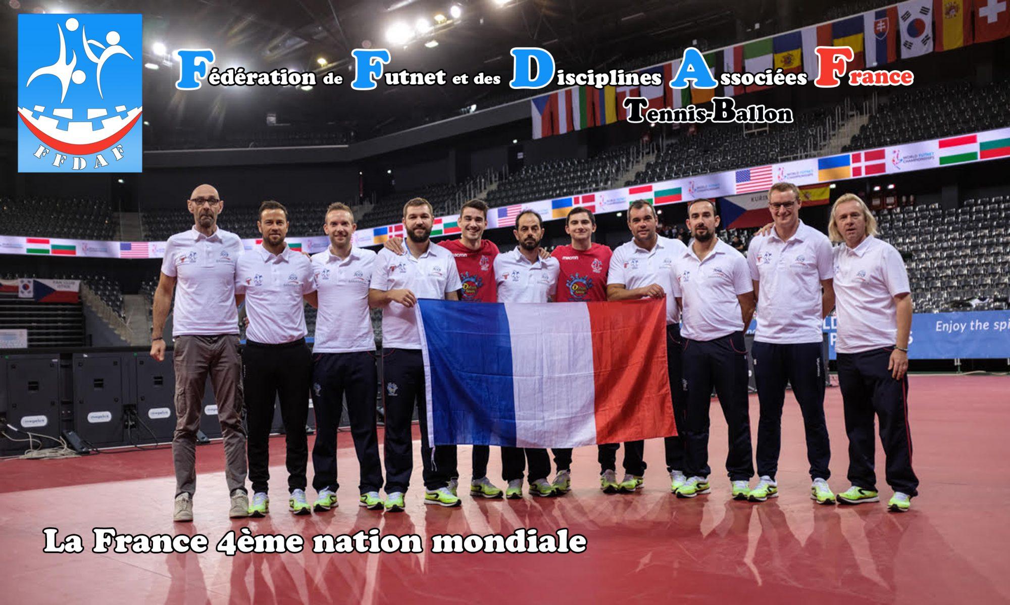 Fédération de Futnet France