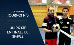 elhaik tournoi 5 simple cdf