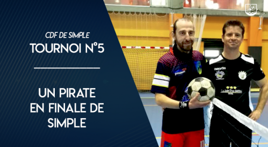 elhaik tournoi 5 simple cdf
