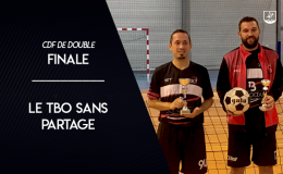Coupe de france de double 2020